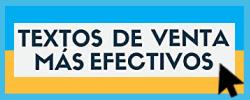 Textos de venta más efectivos - Jose Argudo