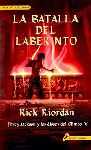 Reseña: 'Percy Jackson y la Batalla del Laberinto' de Rick Riordan