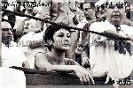Curiosidades añejas y unas fotos de famosos en la Plaza de Toros de Albacete