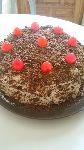 Mis Delicias: Tarta Selva Negra.