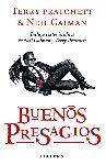 """Reseña de """"Buenos presagios"""" en Lectura de Buhardilla."""