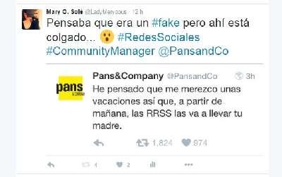 ¿Qué está pasando con PansAndCo? – Maria en la red