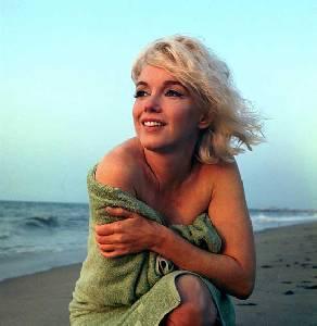 10 fantásticas fotos de Marilyn Monroe realizadas por Eve Arnold