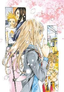 La guia del manga: Shigatsu Wa Kimi No Uso, en DVD?