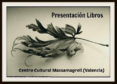 The World of the duky: Presentación libros Centro Cultural Massamagrell Abril 2016