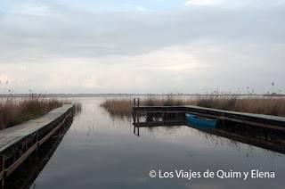 Los viajes de Quim, Elena y Éric.: Llueve sobre el Delta