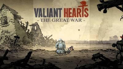 Valiant Hearts: The Great War. Pequeño Gran juego.