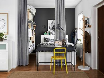 De lunes a domingo: 4 formas de separar ambientes en espacios pequeños