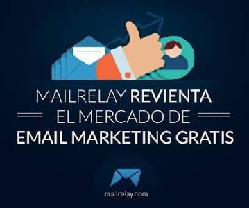 Mailrelay gran herramienta email marteking gratuita