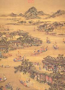 El Festival de los Botes-Dragón (China)
