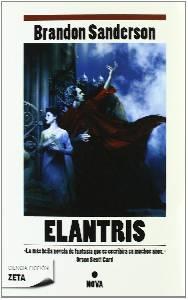 Reseña de Elantris de Brandon Sanderson