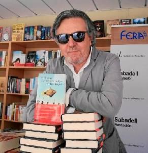 El azar y viceversa. Una entrevista a Felipe Benitez Reyes. - Palabras En Cadena