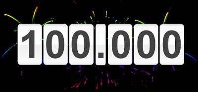 La nube de Oort: 100.000 visitas.