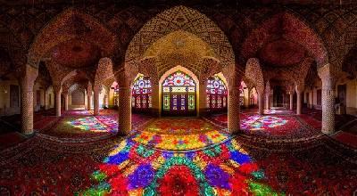La fotografía arquitectónica persa de Mohammad Reza Domiri Ganji