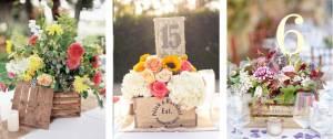 Inspiración floral para bodas 2016