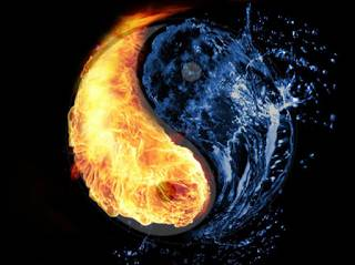 Como el Yin y el Yang - Esta es mi vida y no otra