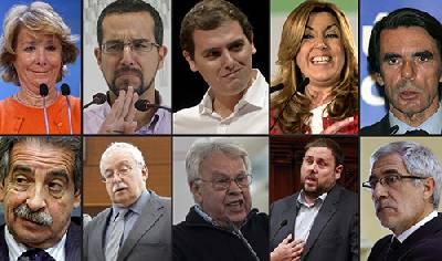 Los 10 políticos más odiosos de la actualidad - La Réplica