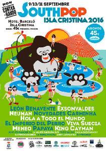 Ron Contrabando – South Pop Isla Cristina 2016