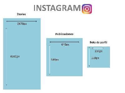 Tamaño de imágenes en redes sociales + Guia descargable