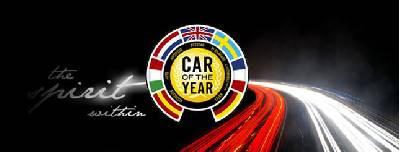Finalistas a coche del año - Blog buscador de talleres