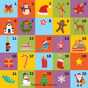 No dejes pasar los Calendarios de Adviento 2016 y consigue muchos regalos - Thinkeando
