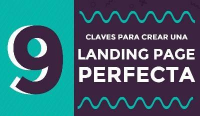9 Claves para crear una landing page perfecta | Web Services Pro