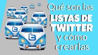 Qué son las listas de Twitter y cómo crearlas | Web Services Pro