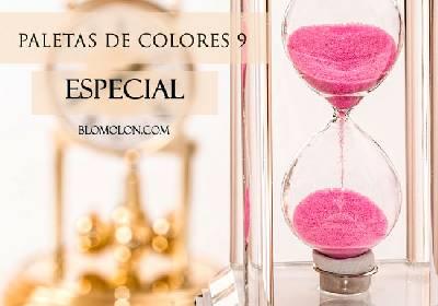 Paletas de Colores 9
