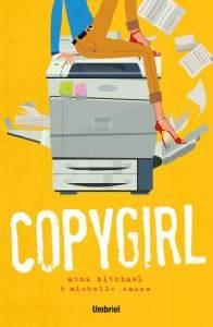 Reseña - Copygirl - Anna Mitchael y Michelle Sassa