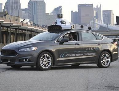 Uber y sus coches autónomos plantan cara a California -