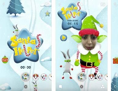 Los selfies le sirven a Snapchat para sus Filter Games -