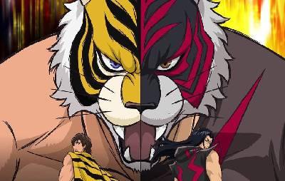 El Armario Animado: Opinión: Tiger Mask W