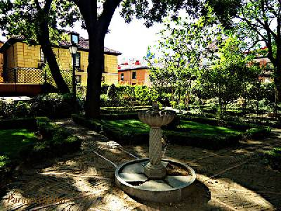 Jardín Del Príncipe De Anglona (Madrid)