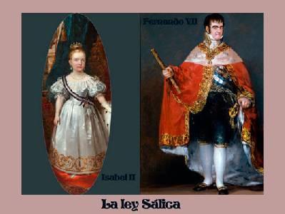 La ley Sálica – exprimehistorias
