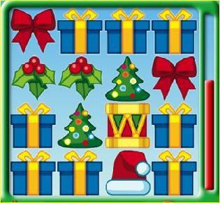 3 juegos de memoria de Navidad