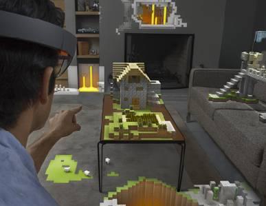 La Realidad Aumentada de Microsoft para el hogar -