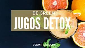 Jugos detox Be Green: Entrevista a Stefhany Gonzalez - esperinola .com