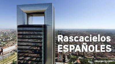 Los 10 últimos rascacielos más altos de España - El Magacín