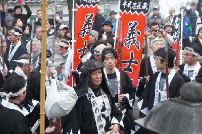 Ako Gishi-Sai, el festival dedicado a los 47 ronin de Ako - Hey Japan!! What´s up?