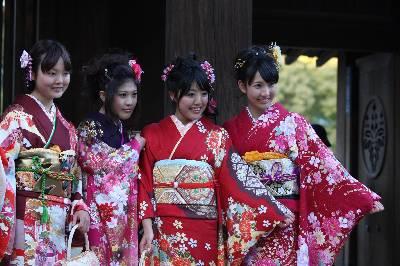 Sejin no Hi, la fiesta de la mayoría de edad - Hey Japan!! What´s up?