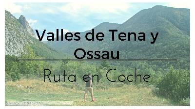 Los Pobres También Viajamos : Valle de Tena y Valle de Ossau - Ruta en coche