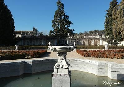 Jardines Quinta De El Pardo (Madrid)