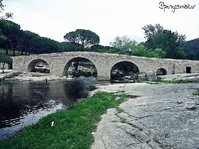 Ruta Hacia El Puente Mocha
