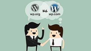 Diferencias entre Wordpress .com y Wordpress .org - esperinola .com