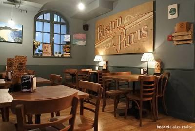 Charlotte, coffee, gastrobar & gin en Bilbao - Buscando sitios chulos