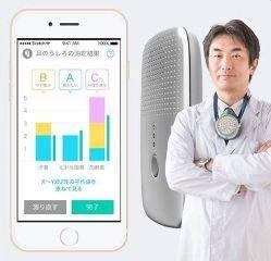 Si Galileo levantara la cabeza: KunKun, una app japonesa que te avisa si hueles mal