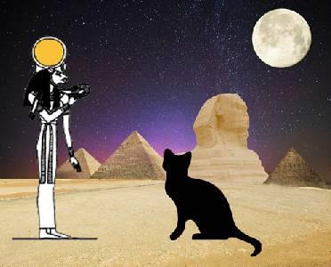 Los gatos sagrados de Egipto – exprimehistorias
