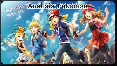 El Armario Animado: Análisis: Pokémon (Anime)