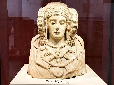 Museo Arqueológico Nacional (MAN). MiniMad. - Gololo y Toin: blog de maternidad, educación y niños.
