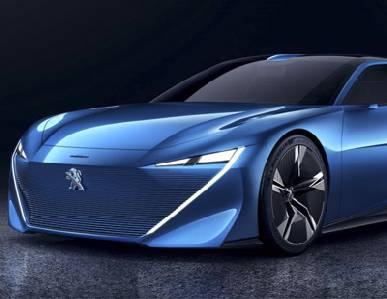 MWC: Impresionante concept car de Peugeot -